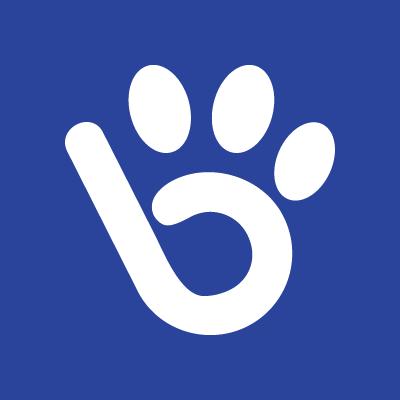 Barkly Pets Dog Walking Icon